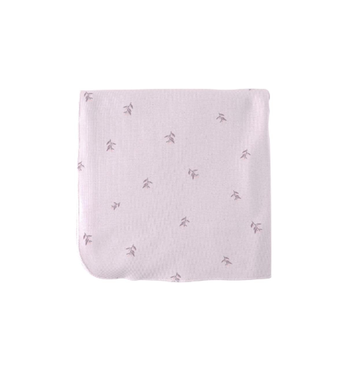 Koalav - Çiçek Desenli Battaniye